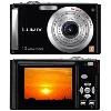 câmera digital panasonic lumix dmc-fs5lb-k 10.1 mp