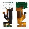 cabo flexivel celular nokia 6500s slide - com camera 3g, cabo flex nokia