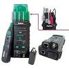localizador e testador de cabos profissional multifunção tx2000