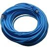 cabo de internet 70 metros azul crimpado - cabo rede cat. 5e cabo utp